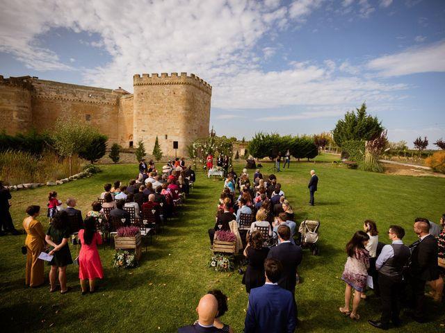 La boda de Will y Mariem en Topas, Salamanca 70