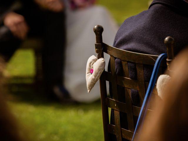 La boda de Will y Mariem en Topas, Salamanca 71