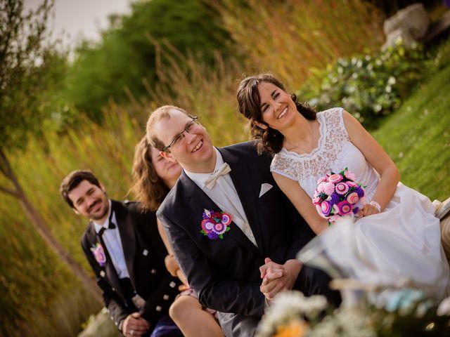 La boda de Will y Mariem en Topas, Salamanca 72