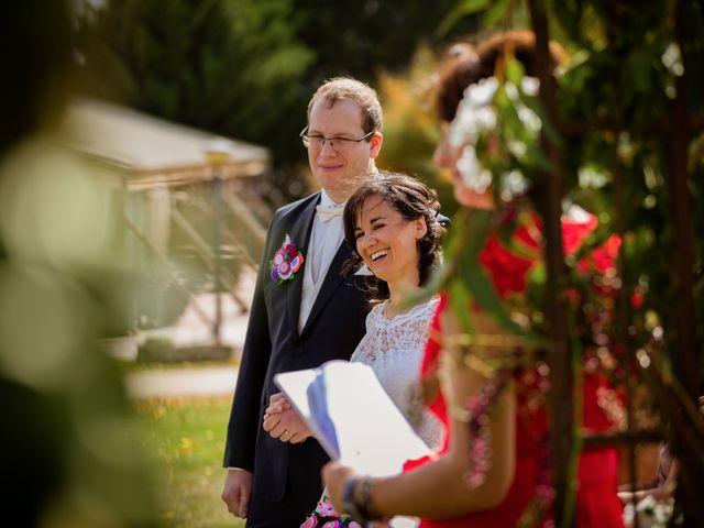 La boda de Will y Mariem en Topas, Salamanca 75