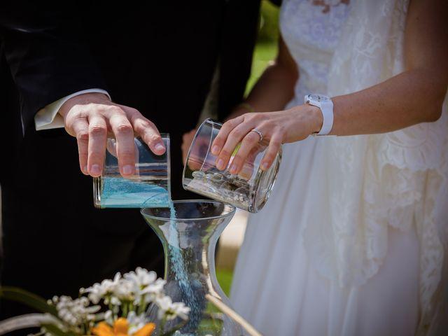 La boda de Will y Mariem en Topas, Salamanca 78