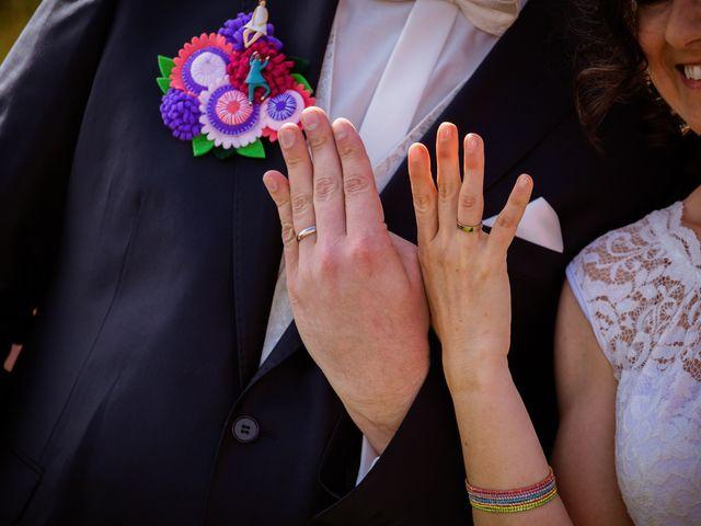 La boda de Will y Mariem en Topas, Salamanca 79
