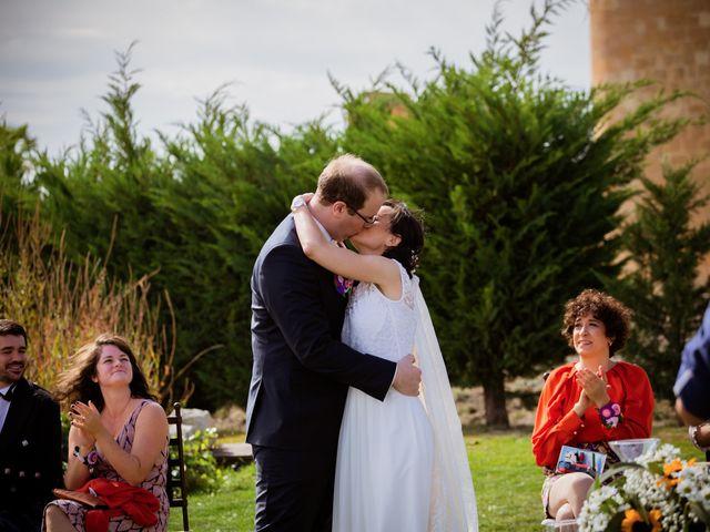 La boda de Will y Mariem en Topas, Salamanca 84