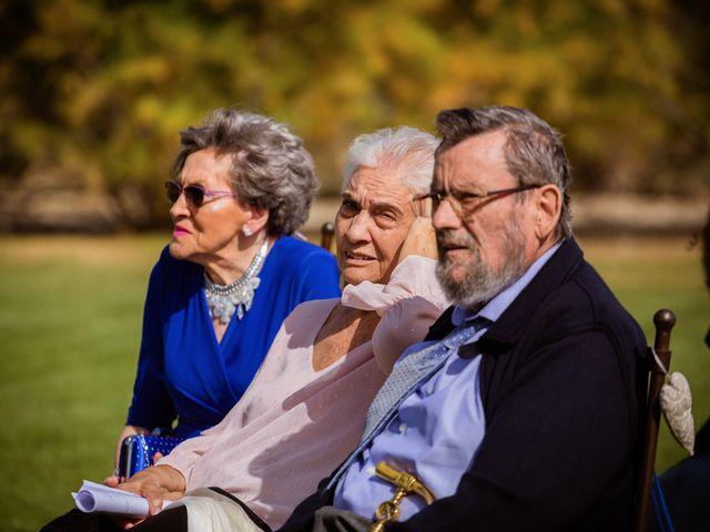 La boda de Will y Mariem en Topas, Salamanca 85