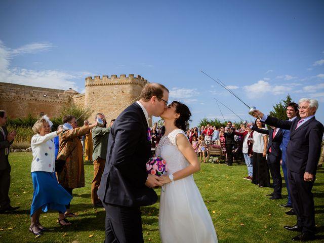 La boda de Will y Mariem en Topas, Salamanca 87
