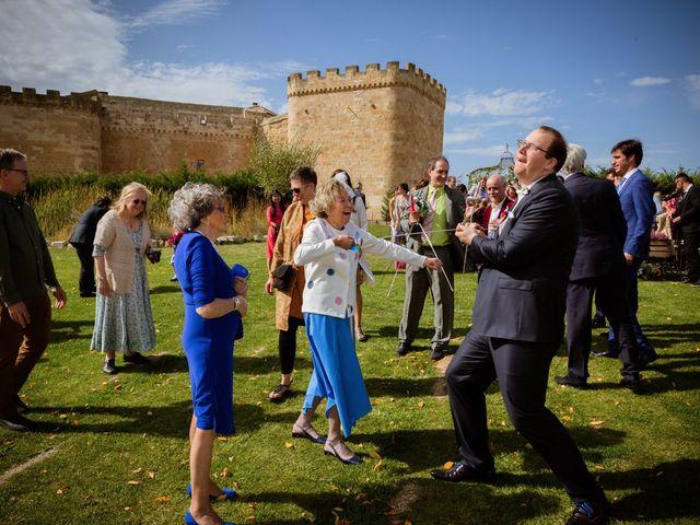 La boda de Will y Mariem en Topas, Salamanca 88