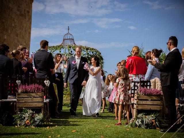 La boda de Will y Mariem en Topas, Salamanca 89