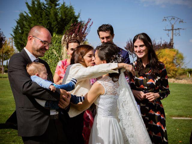 La boda de Will y Mariem en Topas, Salamanca 94
