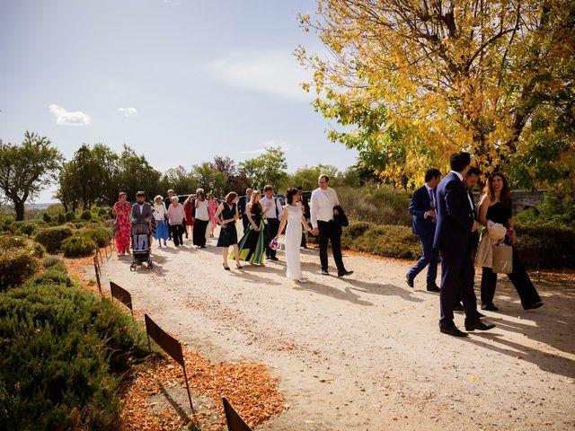 La boda de Will y Mariem en Topas, Salamanca 97