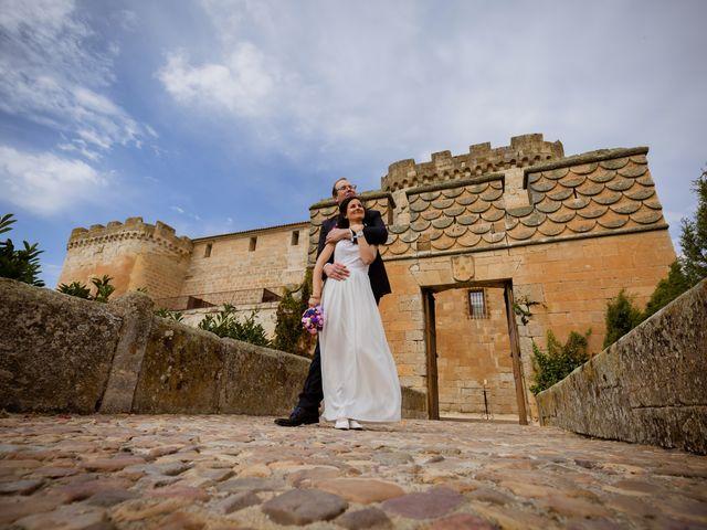 La boda de Will y Mariem en Topas, Salamanca 100