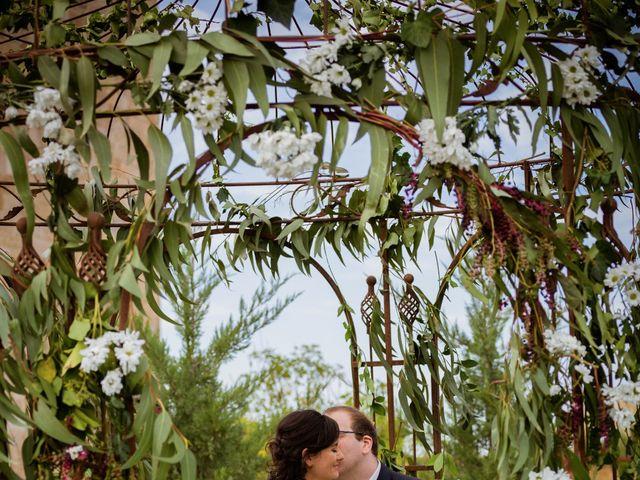 La boda de Will y Mariem en Topas, Salamanca 102