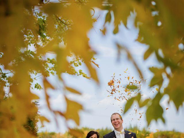 La boda de Will y Mariem en Topas, Salamanca 103