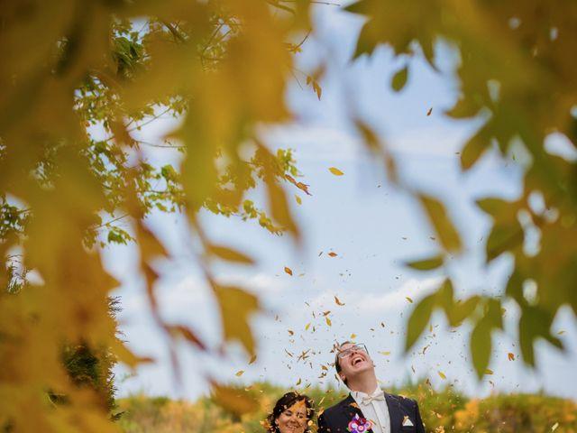 La boda de Will y Mariem en Topas, Salamanca 104