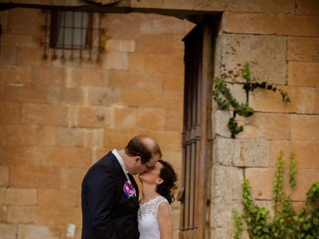La boda de Will y Mariem en Topas, Salamanca 108