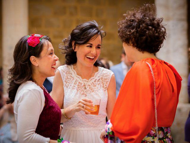 La boda de Will y Mariem en Topas, Salamanca 111