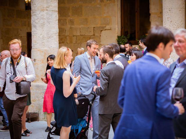 La boda de Will y Mariem en Topas, Salamanca 112