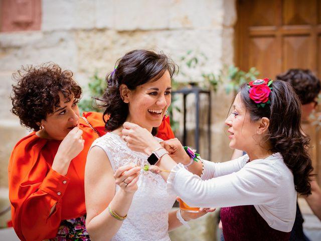 La boda de Will y Mariem en Topas, Salamanca 115