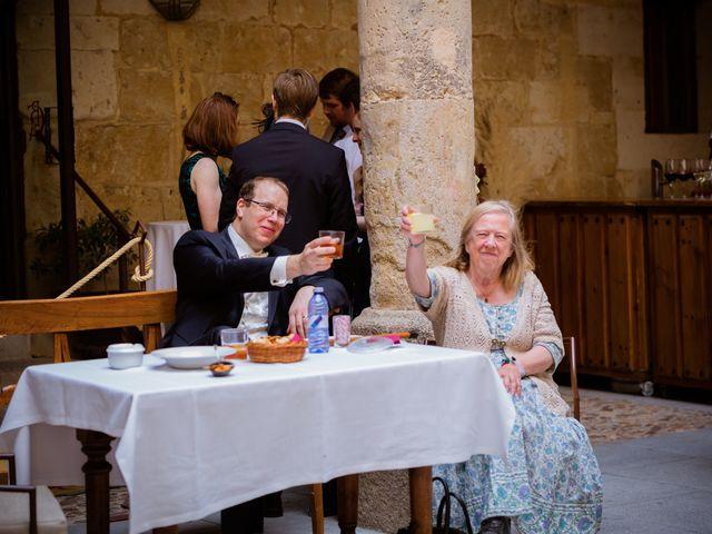 La boda de Will y Mariem en Topas, Salamanca 116