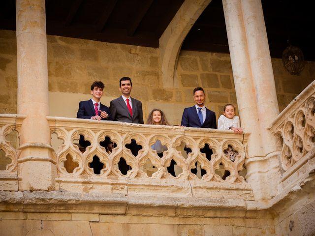 La boda de Will y Mariem en Topas, Salamanca 117