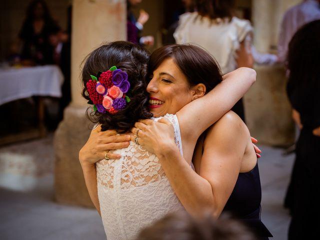 La boda de Will y Mariem en Topas, Salamanca 119
