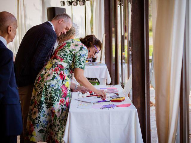La boda de Will y Mariem en Topas, Salamanca 131