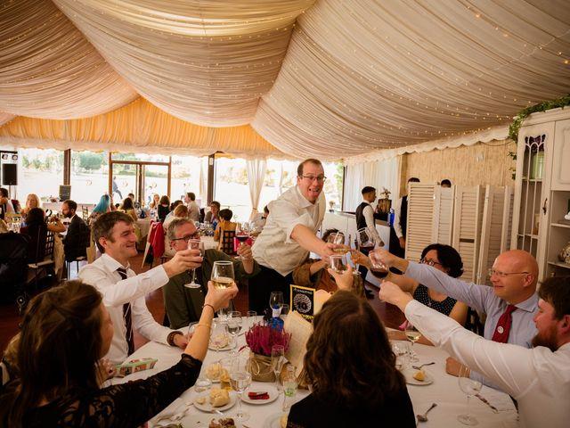 La boda de Will y Mariem en Topas, Salamanca 133