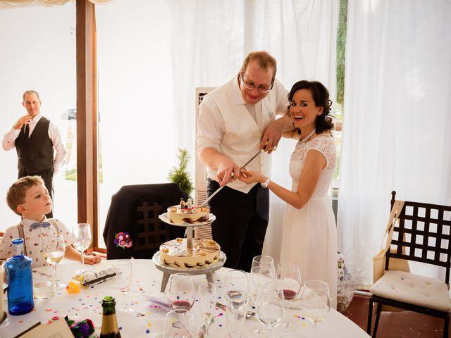 La boda de Will y Mariem en Topas, Salamanca 134