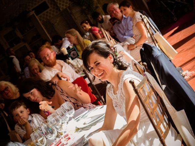 La boda de Will y Mariem en Topas, Salamanca 137