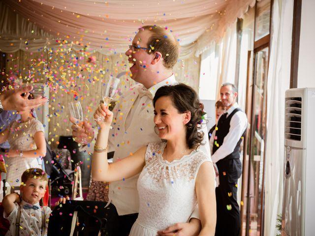 La boda de Will y Mariem en Topas, Salamanca 143