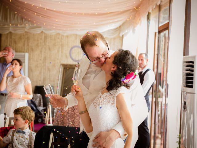 La boda de Will y Mariem en Topas, Salamanca 144
