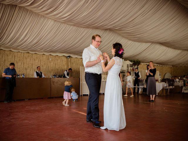La boda de Will y Mariem en Topas, Salamanca 147