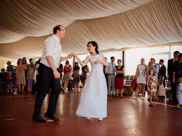 La boda de Will y Mariem en Topas, Salamanca 150