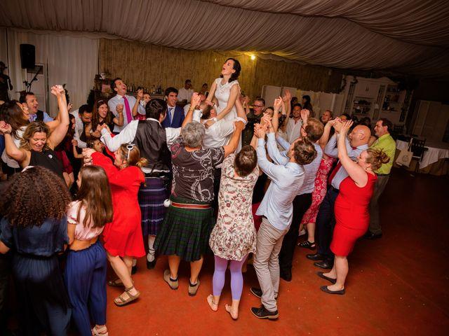 La boda de Will y Mariem en Topas, Salamanca 154
