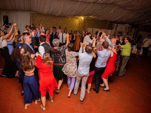 La boda de Will y Mariem en Topas, Salamanca 155