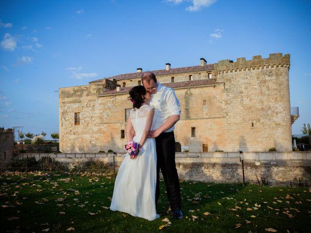 La boda de Will y Mariem en Topas, Salamanca 159