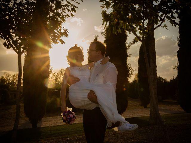 La boda de Will y Mariem en Topas, Salamanca 160