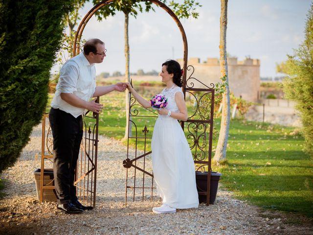 La boda de Will y Mariem en Topas, Salamanca 161