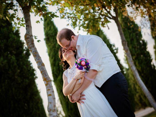 La boda de Will y Mariem en Topas, Salamanca 163