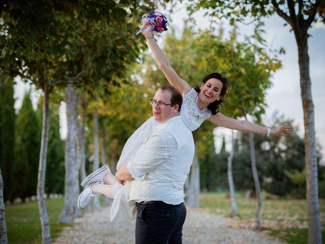La boda de Will y Mariem en Topas, Salamanca 164