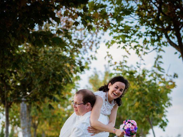 La boda de Will y Mariem en Topas, Salamanca 165
