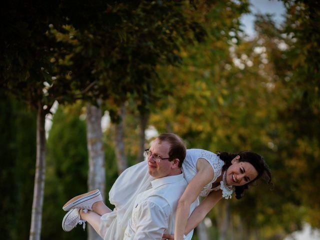 La boda de Will y Mariem en Topas, Salamanca 166