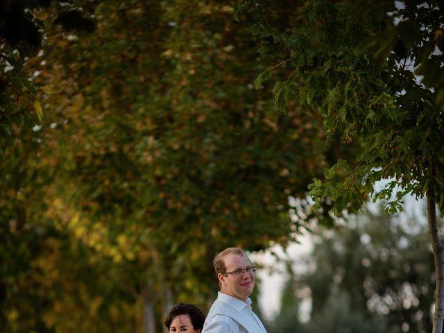 La boda de Will y Mariem en Topas, Salamanca 167