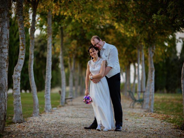 La boda de Will y Mariem en Topas, Salamanca 168