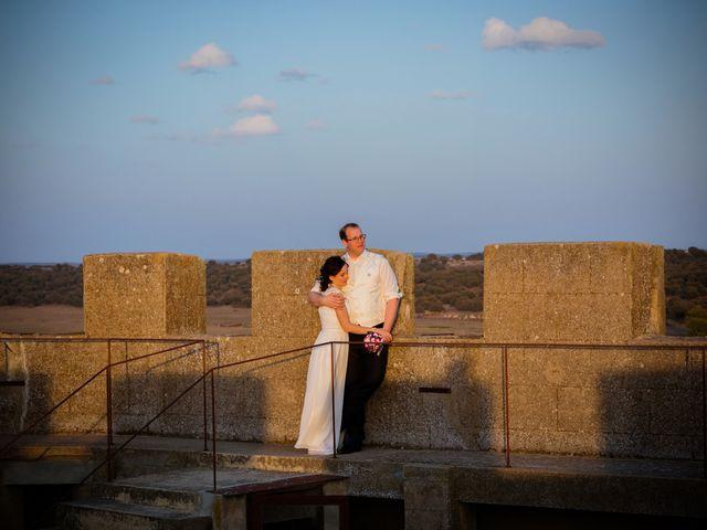 La boda de Will y Mariem en Topas, Salamanca 171