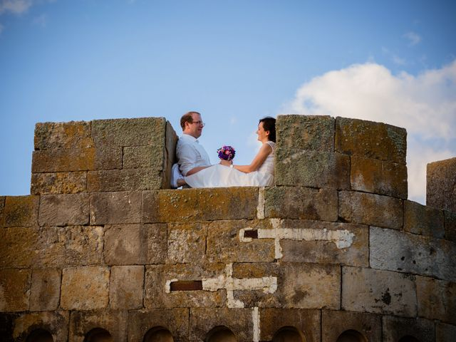 La boda de Will y Mariem en Topas, Salamanca 173