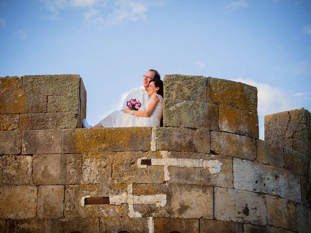 La boda de Will y Mariem en Topas, Salamanca 175