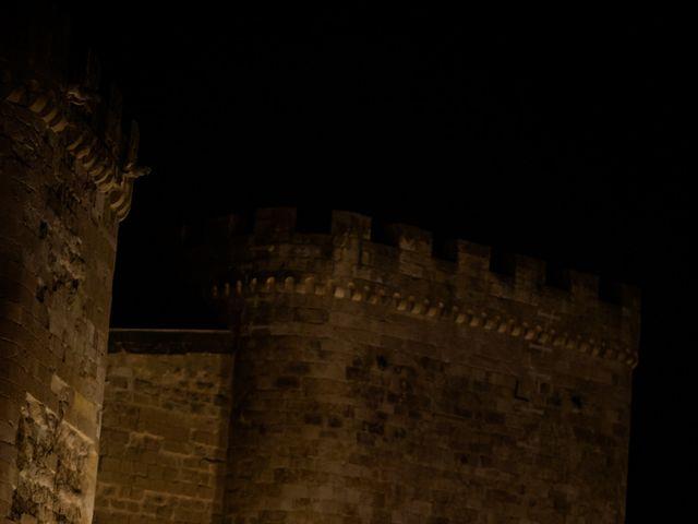 La boda de Will y Mariem en Topas, Salamanca 184