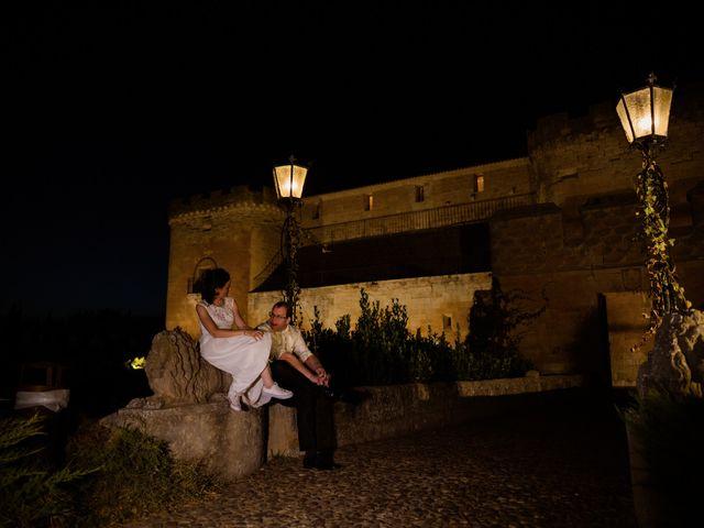 La boda de Will y Mariem en Topas, Salamanca 185