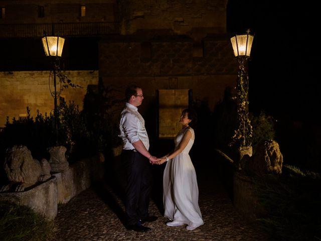 La boda de Will y Mariem en Topas, Salamanca 187