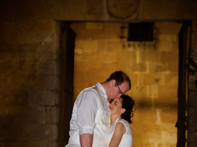 La boda de Will y Mariem en Topas, Salamanca 188